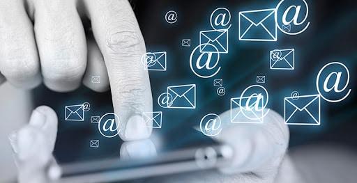 تبلیغ ایمیلی